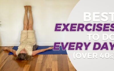 The Best Exercises When Over 40