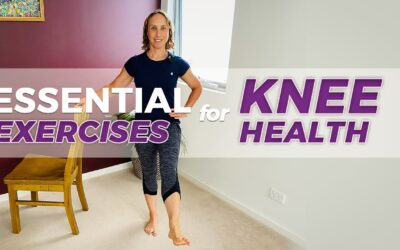 Yoga for knees ( over 50s)