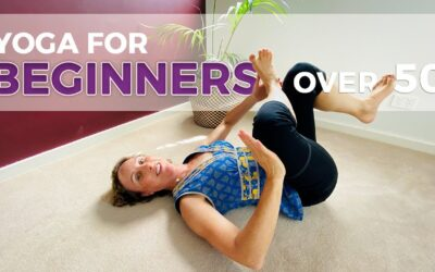 Yoga for Beginners over 50