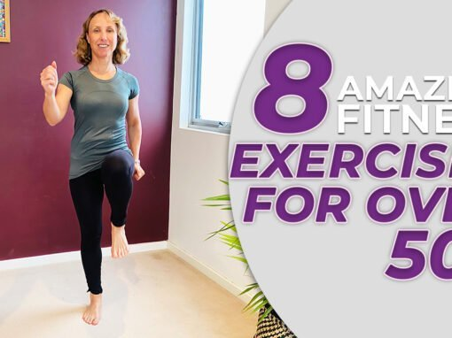 8 amazing fitness exercises for over 50s