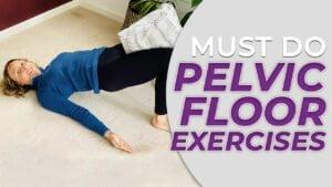 pelvic floor exercises over 50s