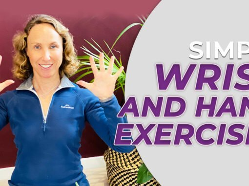 Simple wrist and hand exercises