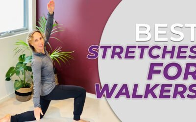 Stretches For Walkers