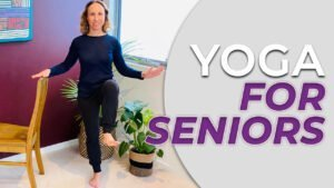 Very Gentle Yoga for Seniors over 75