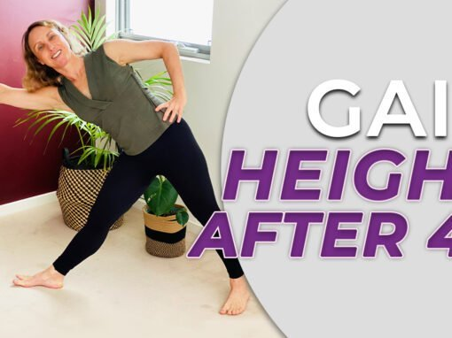 10 Easy and Simple Yoga Exercises for How to Increase Height Exercise after 40