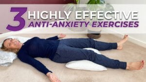 How to Lower Anxiety Naturally
